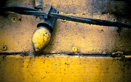 Yellow Bulb & Grime