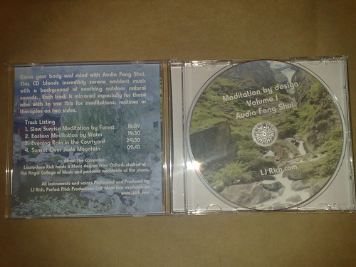 inside the Jewel Case