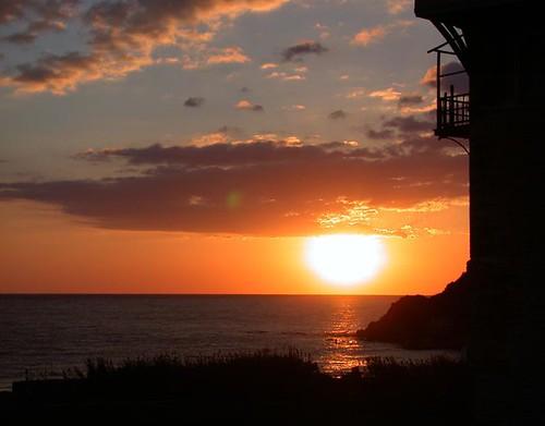 Sunrise on Mt. Athos