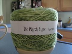 March Hare yarn
