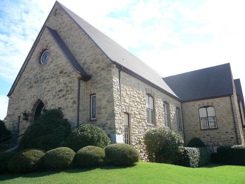 FIrst Baptist Church - 1925