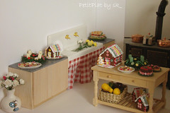 Dollhouse Project - Kitchen # 3