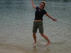 Alex's jump