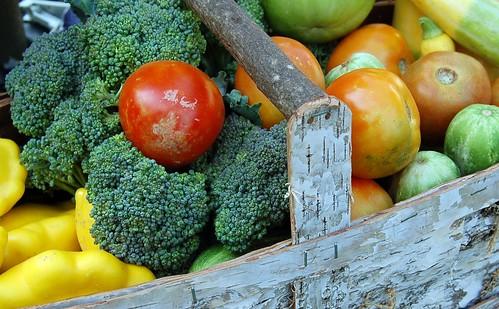Farm share week 6