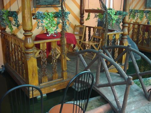 Unique Setup at the Hut