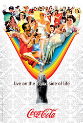 Coke Side of Life: Coca-Cola Art Remix