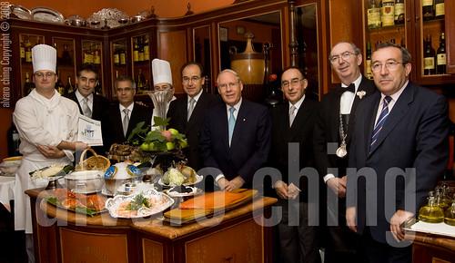 Staff del Restaurante