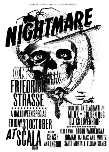 Nightmare on Friedrichstrasse