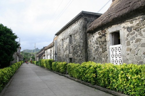 Stone Houses at Sabtang Island