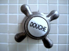 Douche by Mike Schmid