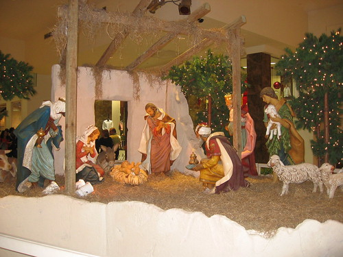nativity scene in puerto rico - Puerto Rico Christmas Traditions