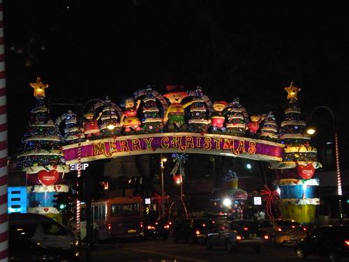 Christmas Lightings at Orchard Road (1)