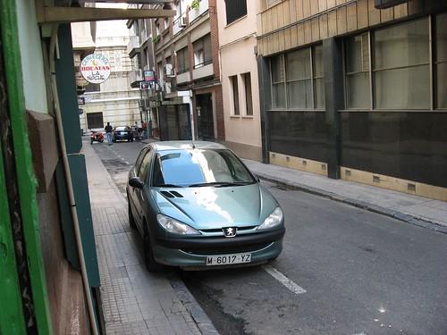 Calle Maria Cristina Noviembre 2006