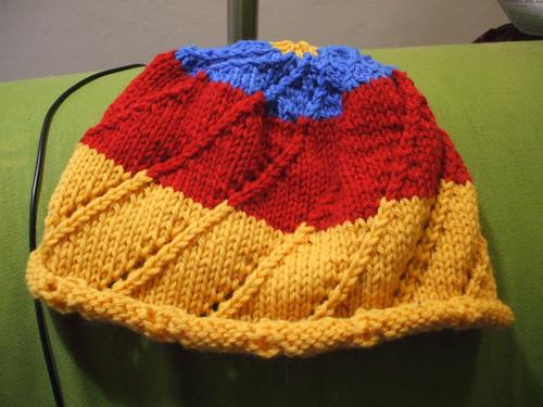 Starbuck's Mandala Hat