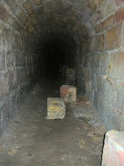 Boulby Alum Works Tunnel