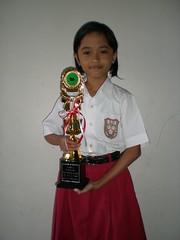 Bersama trophy MTQ