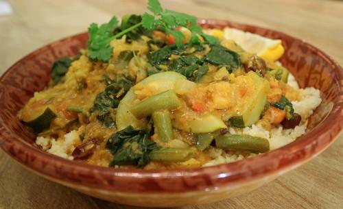 Moccroan Vegetable Tagine