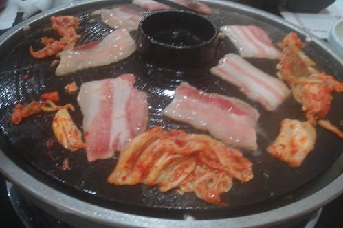 韓國鐵板烤肉_五花肉 3