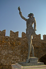 Nafpaktos - Miguel de Cervantes