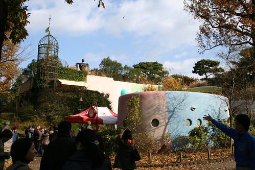 Studio Ghibli Museum, Tokyo, Japan