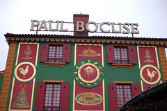 Paul Bocuse, l'Auberge de Pont de Collonges