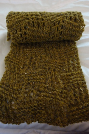 FO - Forest Neck Scarf1