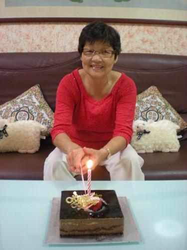 Happy Birthday, Mum!! ^^