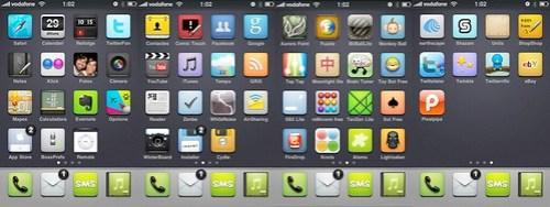 El que tinc a l'iPhone