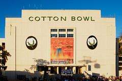 Cotton Bowl Stadion