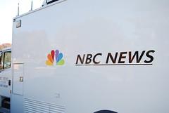 NBC News Truck