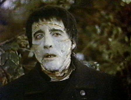 Christopher Lee- Frankenstein por ti.