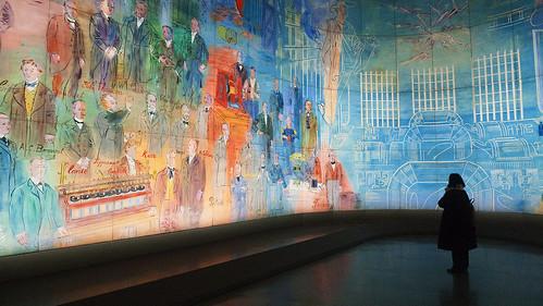 La Fée Electrique - Raoul Dufy