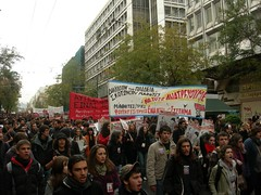 51 Protest in Athens