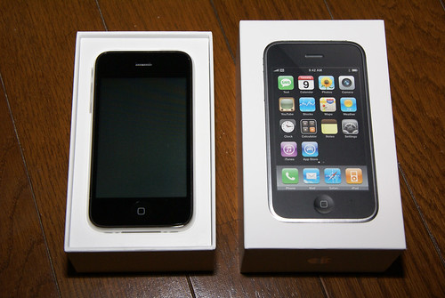 iPhone 3G Front