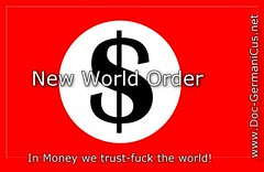 NEW WORLD ORDER FUCK THE WORLD!