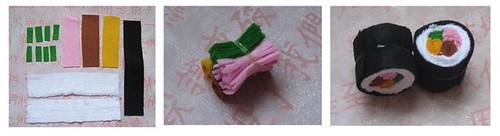 Soft Sushi Toys (4/5)