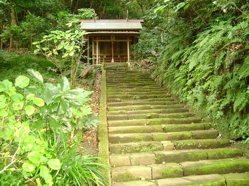 Sanctuary in Kamakura