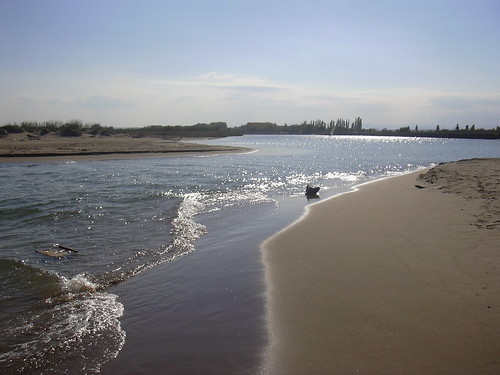 Gola del Fluvià a Sant Pere Pescador