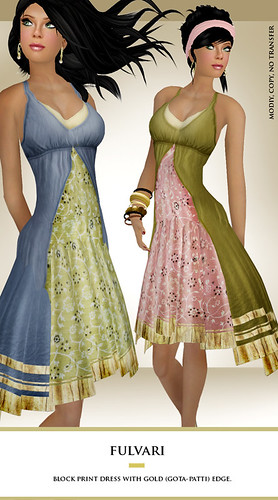 New : Fulvari - summer dresses