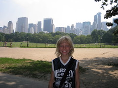 Dominic Central Park