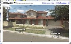 Where I used to live - Google Street View