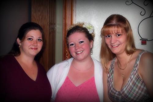 Nikki, Lisa & Crystal