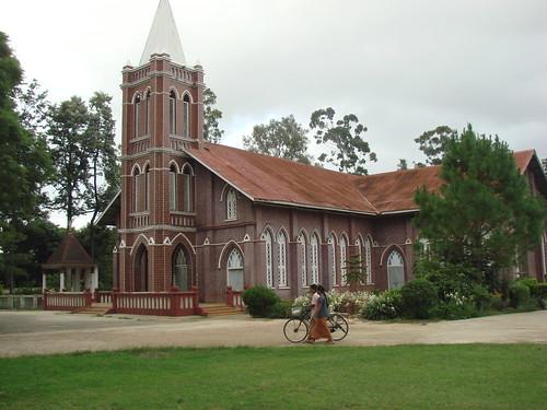 Iglesia católica.