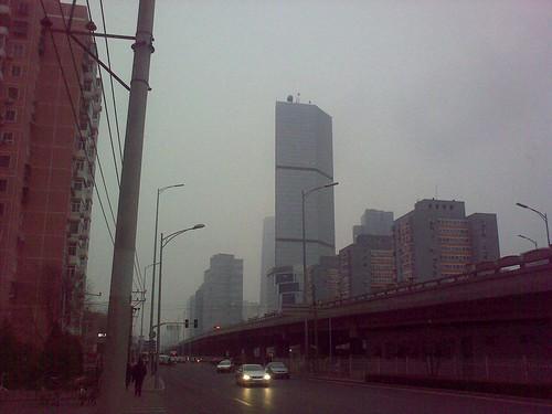 报告,北京下雪了 by you.