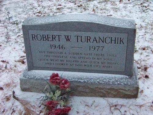 Robert W. Turanchik, 1946-1977