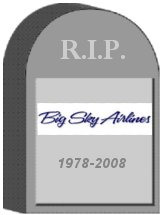 Big Sky Tombstone