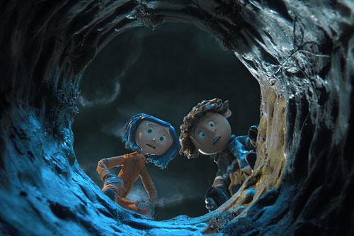 Los mundos de Coraline (5) por ti.