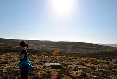 Up the hill on the Yorkshire Dales 2