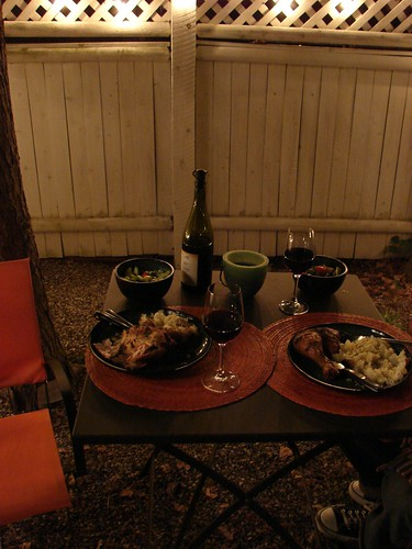 Dinner:  June 27, 2008