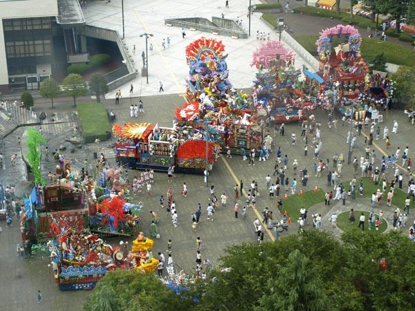 八戸三社大祭 2008 その他写真 5